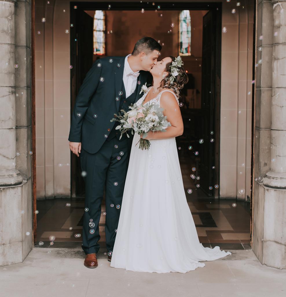 Un merveilleux mariage à Calais : Photographe Calais